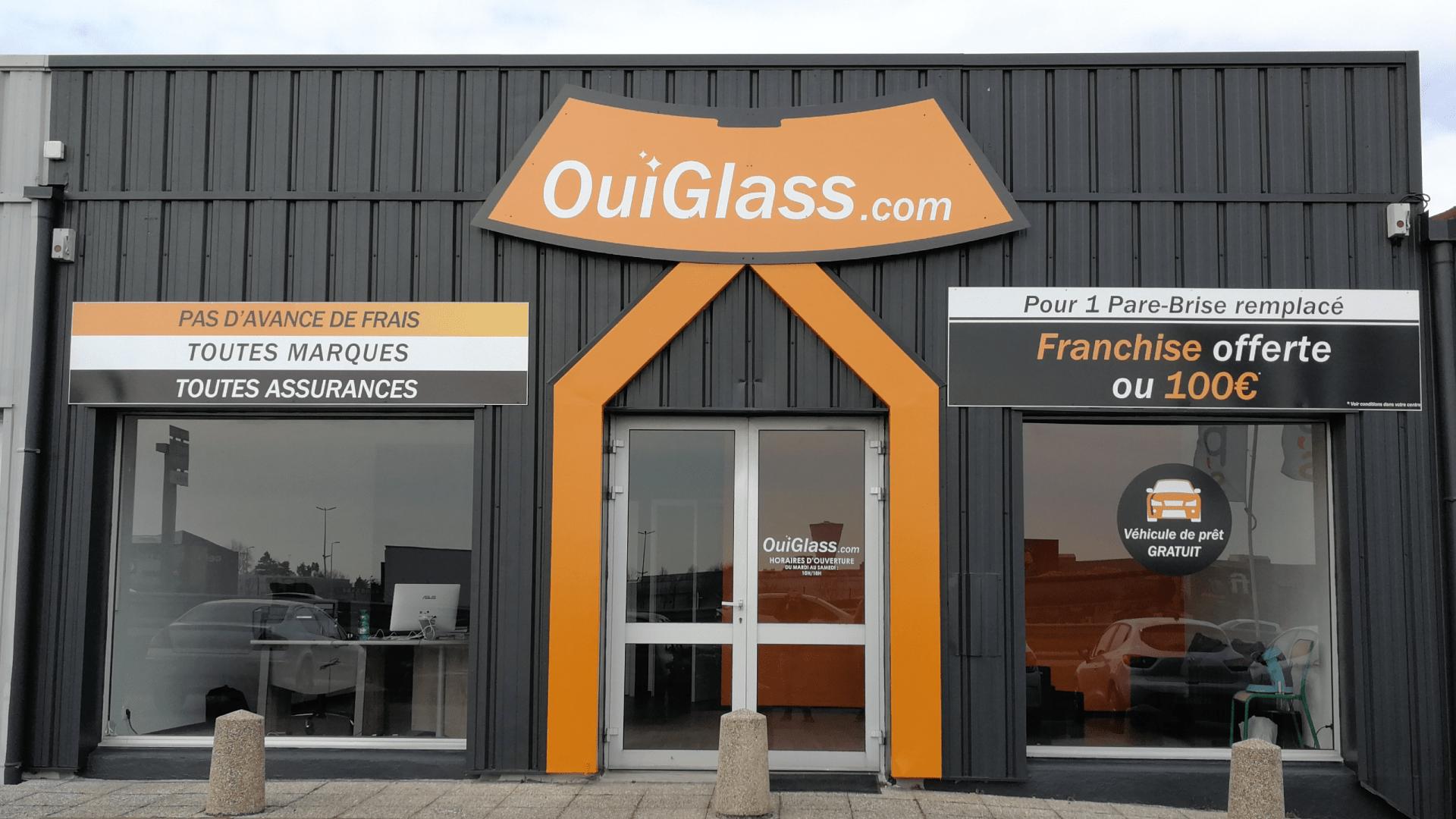 Ouiglass ROISSY-EN-BRIE